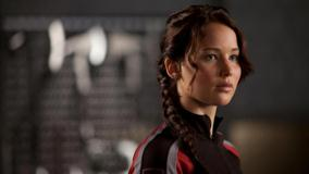 The Hunger Games &#8211; Jennifer Lawrence Sad Face
